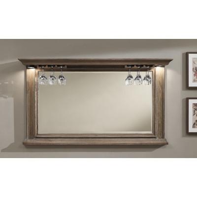 wecora karmin casual living room bar hanging mirror. Black Bedroom Furniture Sets. Home Design Ideas