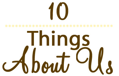 10 Things About Wild Bean Vanilla Co.