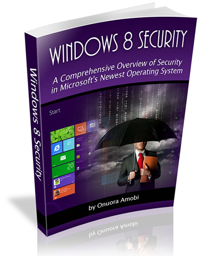 New Windows 8 Security Book