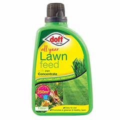 Doff All Year Lawn Feed Concentrate 1L