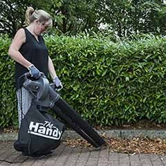 The Handy EV2600 Electric Garden Blower & Vac