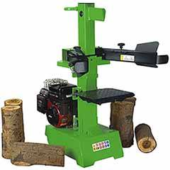 The Handy 7 Ton Vertical Petrol Log Splitter