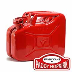 Steel Jerry Can 10 Litre