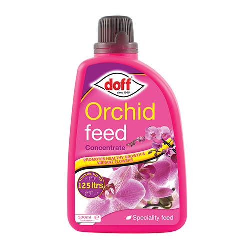 Doff Orchid Feed Concentrate 500ml