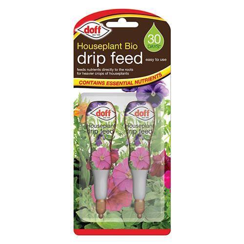 Doff Drip Feed Houseplant Bio - 2 pack