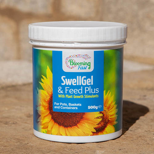 Blooming Fast Swell Gel & Feed 500g