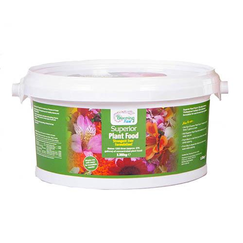 Blooming Fast Superior Soluble Fertiliser 750g