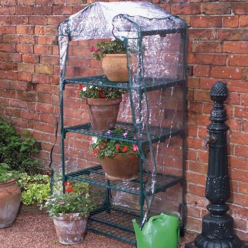 Image of 4 Tier Mini Greenhouse