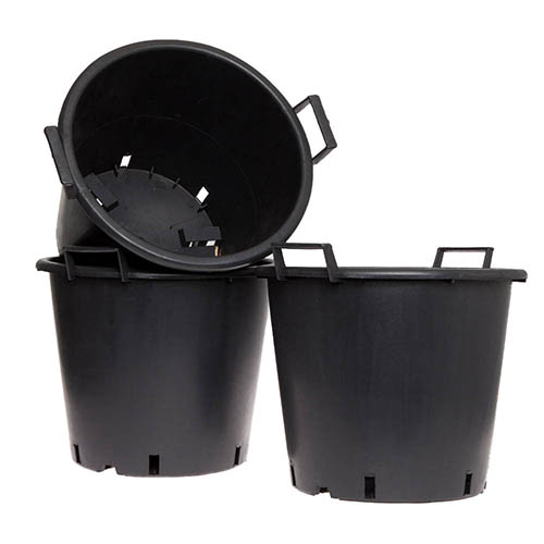 Heavy Duty 30L tree Planting pots - pack of 3