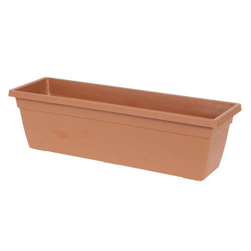 Plastic windowbox planter
