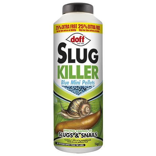Doff Slug Killer Mini Blue pellets 800g