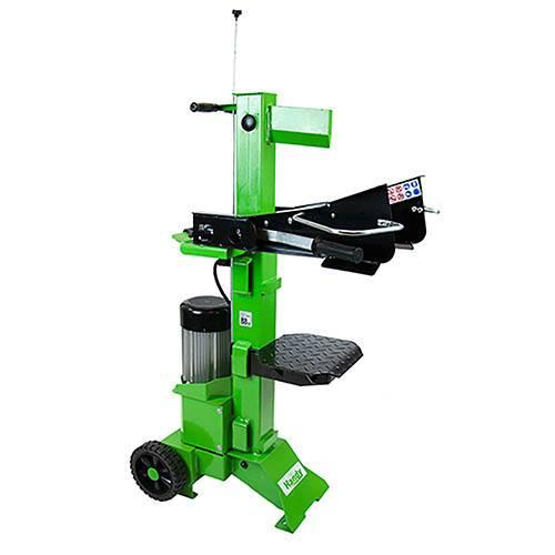 The Handy 6 Ton Vertical Electric Log Splitter