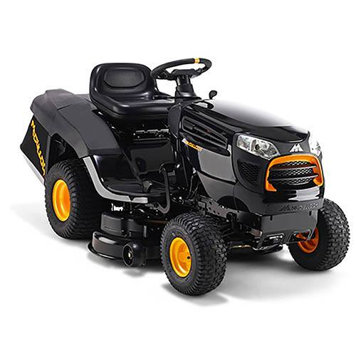 McCulloch M125-97TC 97cm Ride-On Lawn Mower with Collector