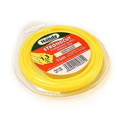 Pro Nylon Trimmer Line 15m X 1.3mm