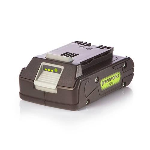 Image of 24V 2AH Battery