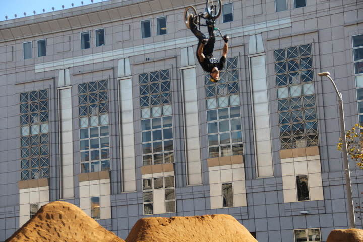 We hit up the Dew Tour in downtown San Francisco with Press Passes. Here's a behind the scenes look at all the action!