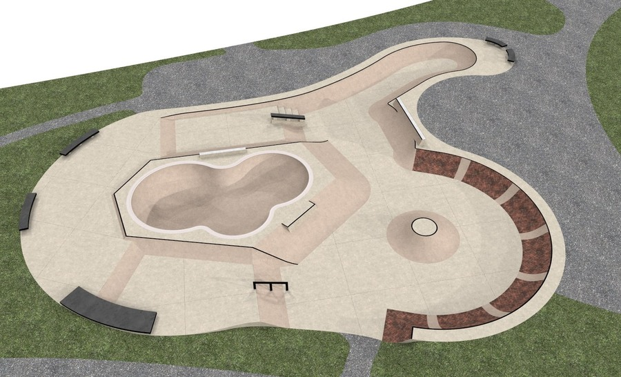 If this is the type of skate park you'd be stoked on in San Francisco attend the upcoming meeting 3/26/14 -- 6-8pm -- Joe Lee Rec Center. 1395 Mendell St, San Francisco, CA 94124