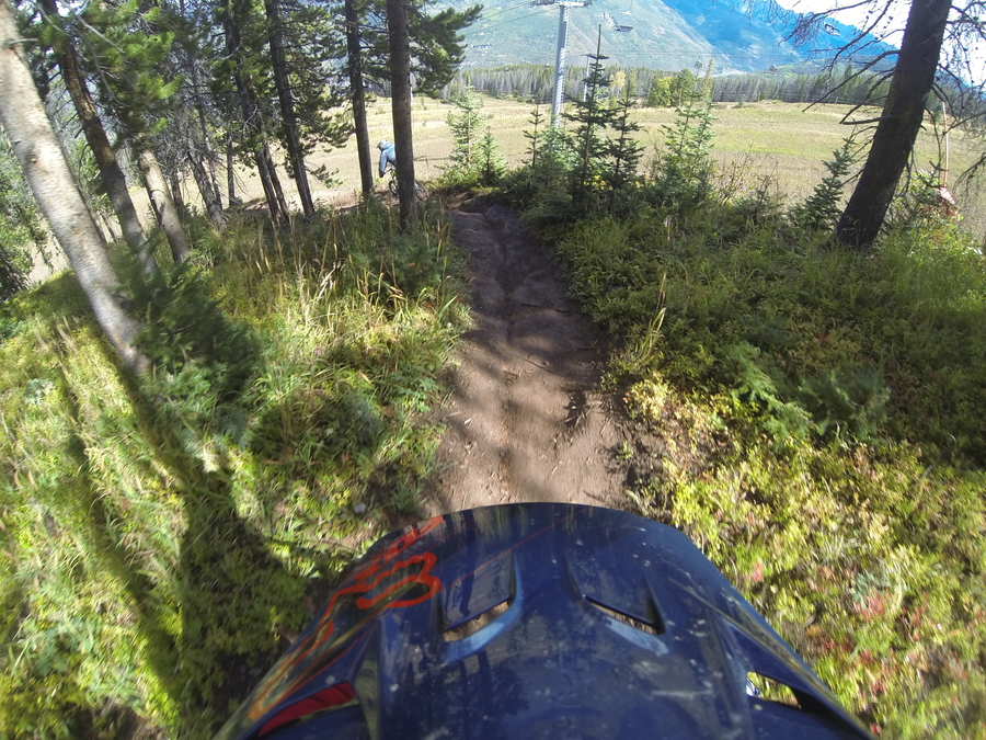 The last days of Fall endure riding. @goodpeople @gopro @Konabikes