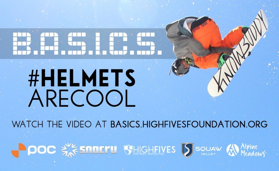 "F1RST TO KNOW: ""The One Video Every Winter Sport Lover Needs to Watch"" regarding the new B.A.S.I.C.S. documentary #HelmetsAreCool! Read and share:  www.firsttoknow.com/one-video-every-winter-sport-athlete-needs-watch"