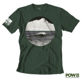 @surfright has teamed up with Protect Our Winters to fight climate change. This partnership includes a co-branded collection with the proceeds supporting POW's efforts. Follow Surf Right this week AND YOU could win this tee!