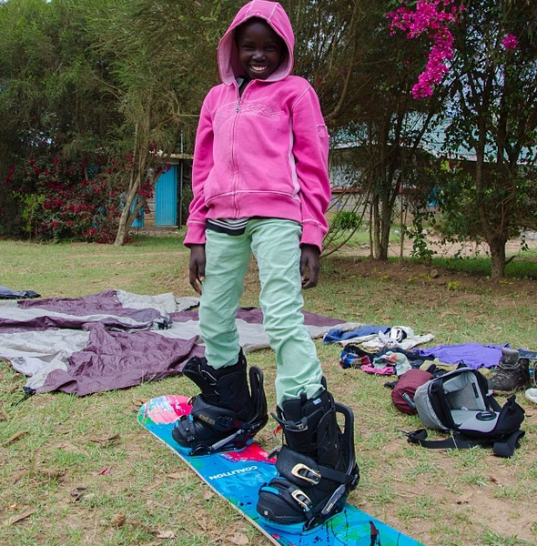 Our friend Meghan Kelly and her new ski and snowboard company, Coalition Snow, was in Kenya to summit and ski Mt. Kenya, and raise funds for the non profit Zawadisha, who help women living in poverty with small business loans. Check her blog out!