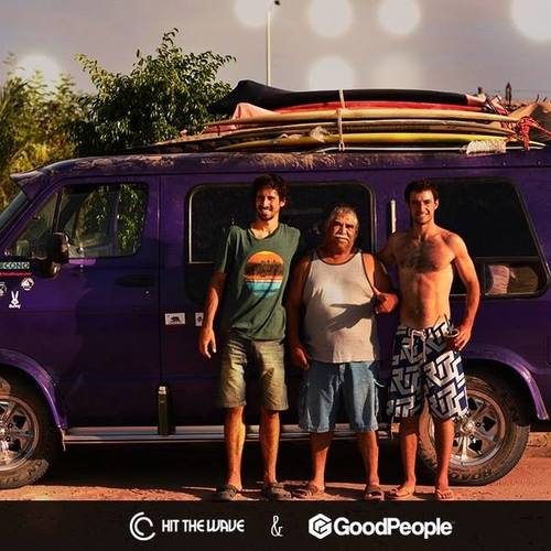 Hit The Wave + GoodPeople parte 2