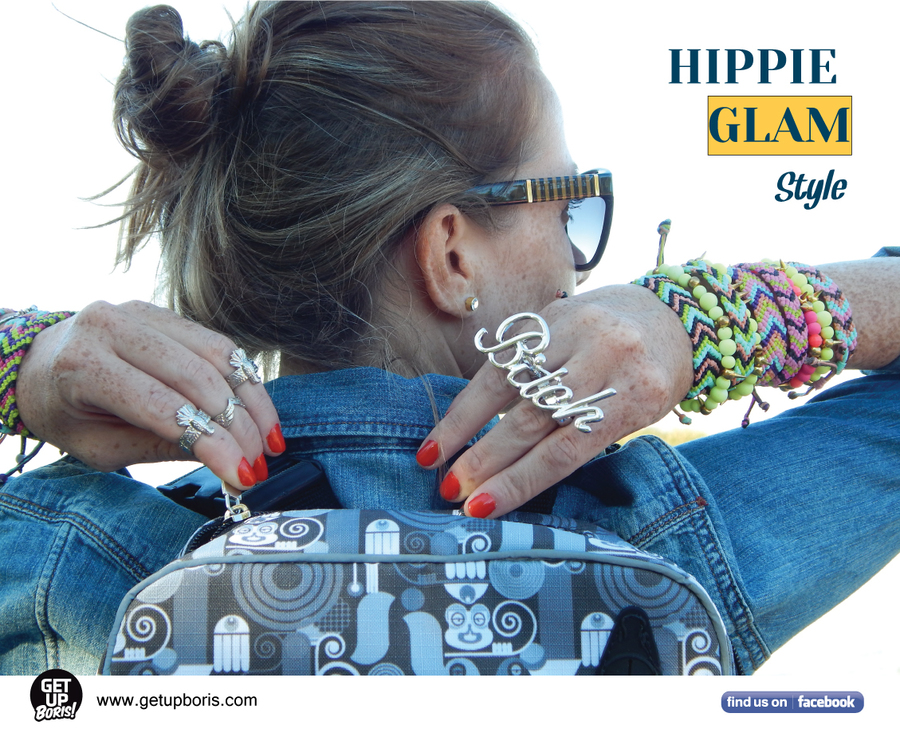 Hippie Glam weekend #InlineSkating