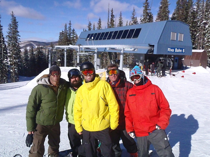 Vail-Tahoe-Winter Park: Here are a few pics from the best winter ever; Most snow in the history of Colorado and California!