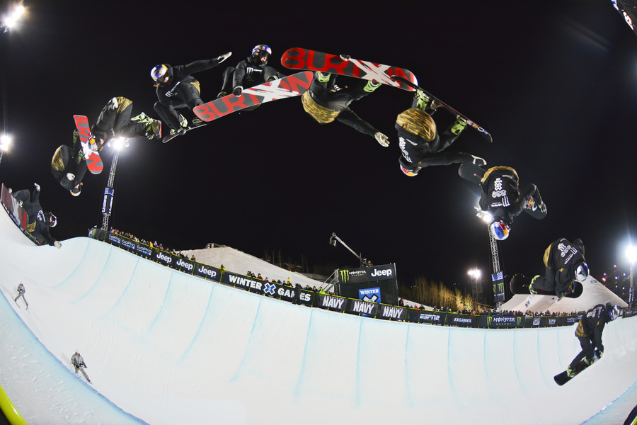 Scotty James superpipe sequence.