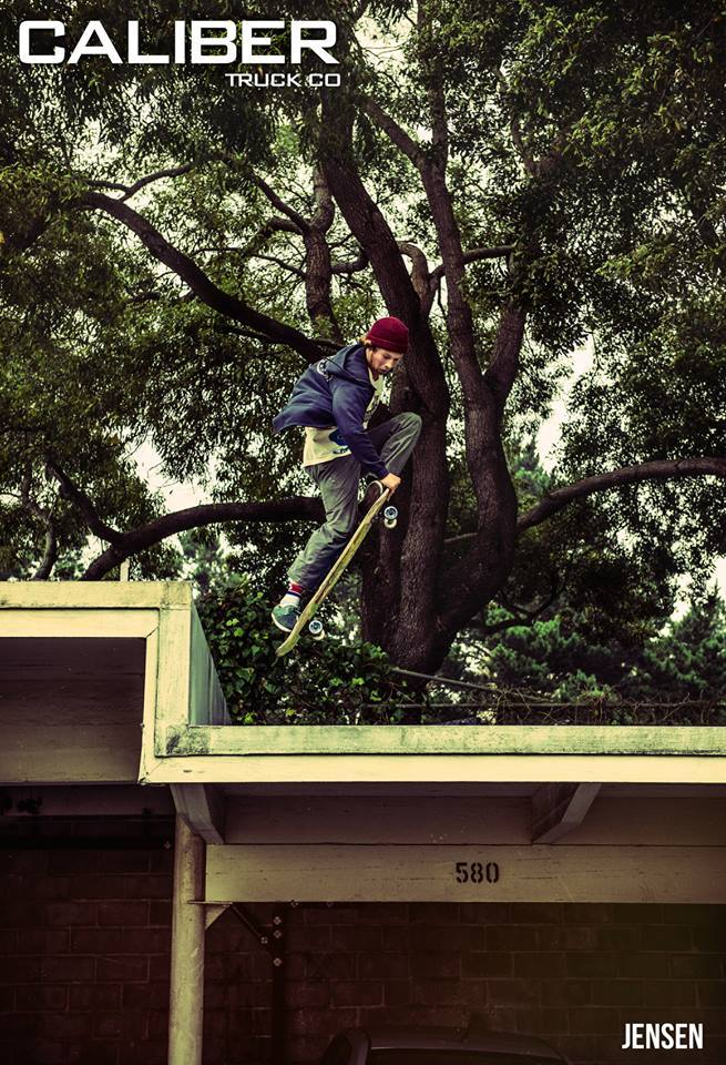 Most know Eric Jensen for his sophisticated farming skills, but few know how competent of an expeditionary he is. Persistently exploring his environment, there's a good chance you'll spot him on the roofs of SF rather than in the streets. 