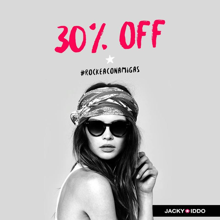 Hey, rockeá. 5 gafas de JACKY IDDO en GOOD PEOPLE llevan un 30% de ahorro (X Model, Rainbow, Arielle y Jacky Black):