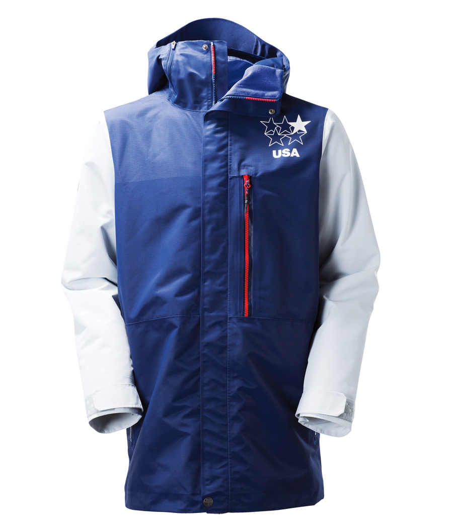 You know freeskiing has made it to the mainstream when The North Face makes a Tall T as part of the USA's Olympic Uniform http://freeskier.com/stories/north-face-unveils-us-freeskiing-olympic-uniforms-nyc