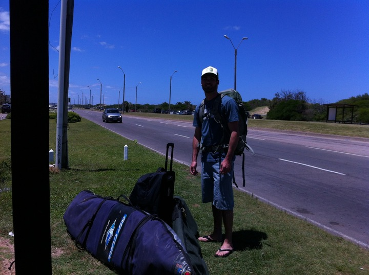 Some of the crew headed down to Punta del Este and barely made it out alive. 10 days in Punta is like 3 days in Vegas!