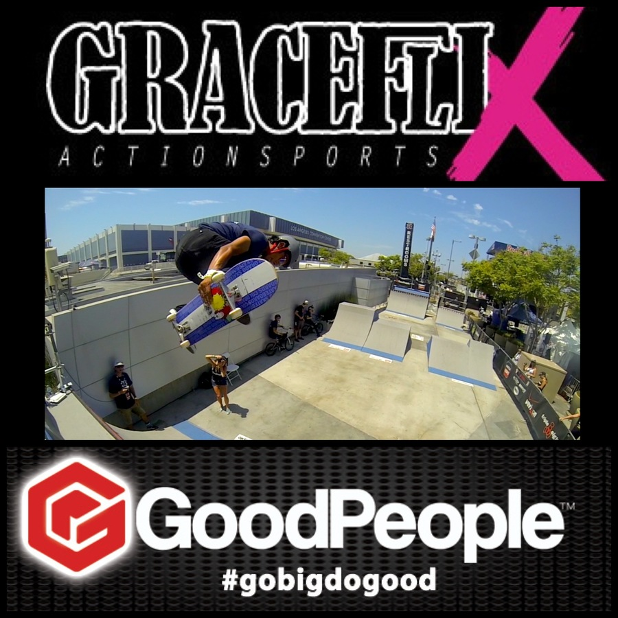 Uploaded XGames Recap of Summer 2013 Video that Graceflix Action Sports produced/edited!