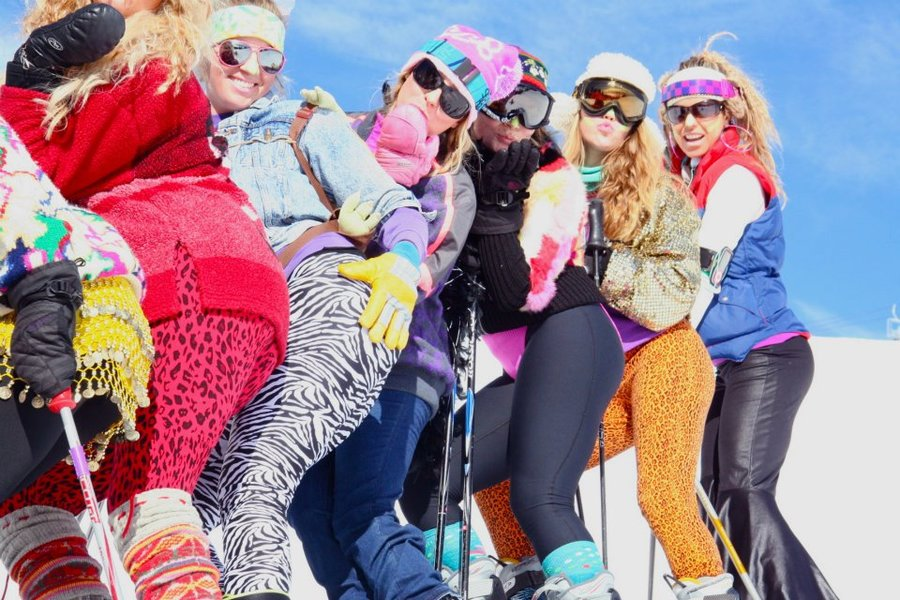 Tomorrow is International Women's Ski Day. So grab your girl posse and go shred! Tahoe branch of SheJumps and Kirkwood  are bringing together the female skiing community for a super fun day. Meet at the bottom of chair 5 by  10:00 am!
