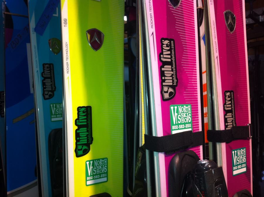 Are you excited to ski this year? Well, so are our great friends and supporters at Vermont North Ski Shops!  Stop by the shop located at 48 Sugarbush Access Rd, in Warren, VT to chat with the knowledgeable and helpful staff as they help get geared up!