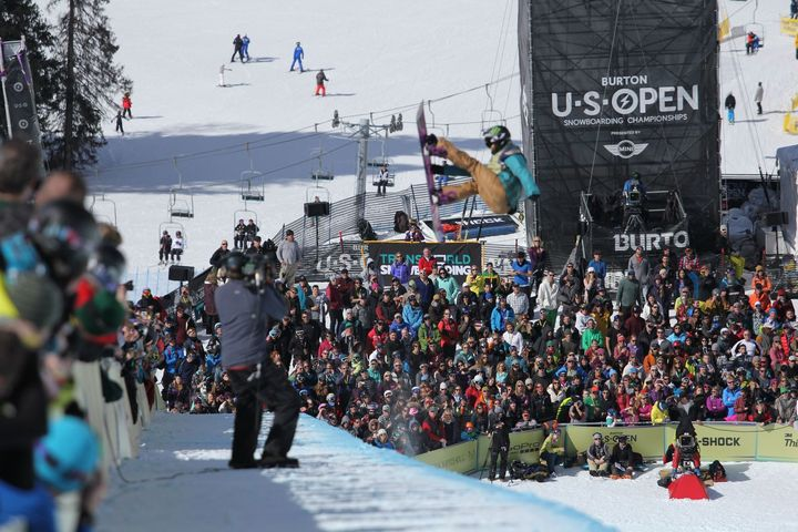 The Burton US Open of Snowboarding took over Vail and Noah from the GoodPeople crew was there for the party.