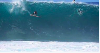 Some impressive monday morning barrels