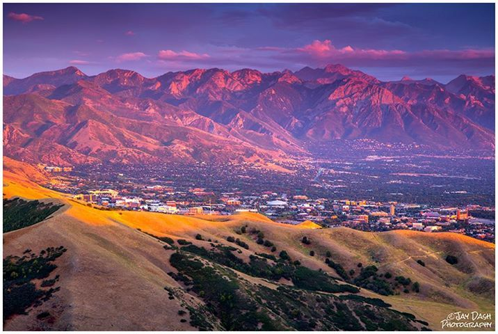 Beautiful shot of our home from Jay Dash Photography. Soon, so soon will these mountains be covered in that white gold.