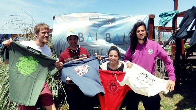 Winners! Good Vibes!! Surftrip! #knewton #BaiBai | .:Conexión Natural:.