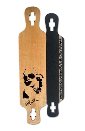 Boards - Roadrash Board Co FLYING MONGOOSE - Marilyn