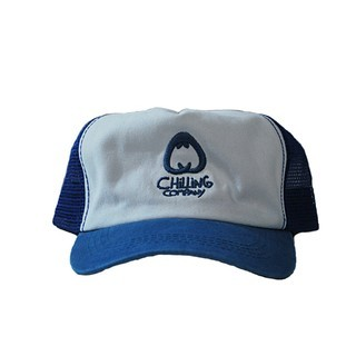 Truckers - Chilling Company Gorra Trucker Low Institucional