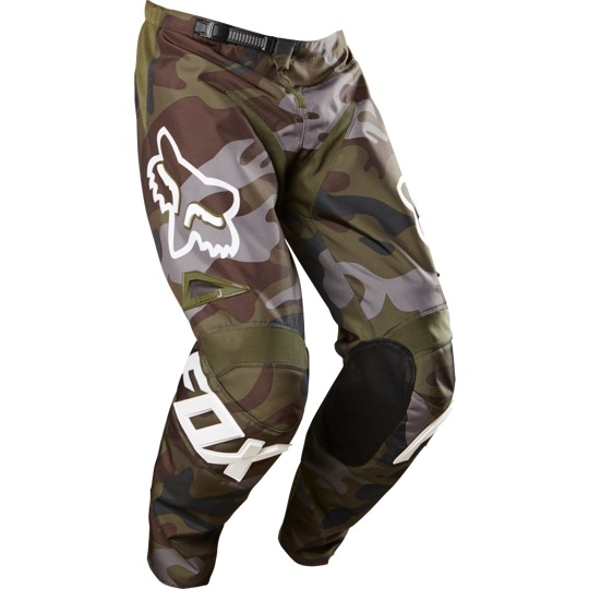 Fox Head Pantalon Motocross Fox Head  Talle 36 - 180 Camo #14120031