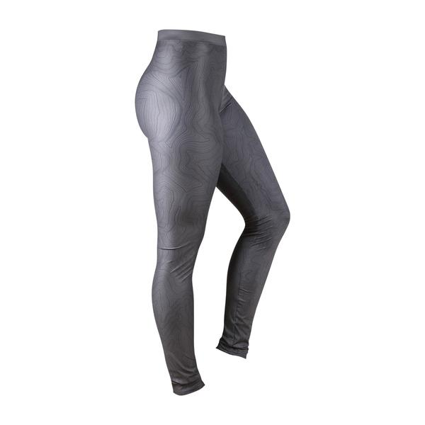 Leggings - Kind Design Vail Topo Leggings (Steel)