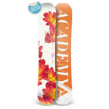 Boards - Academy Snowboards Serenity Reverse Camber