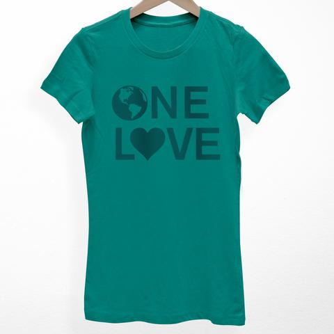 Tees - Cuipo One Love Tee