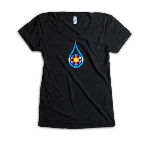 Tees - Kind Design Kind Colorado T-Shirt (women)