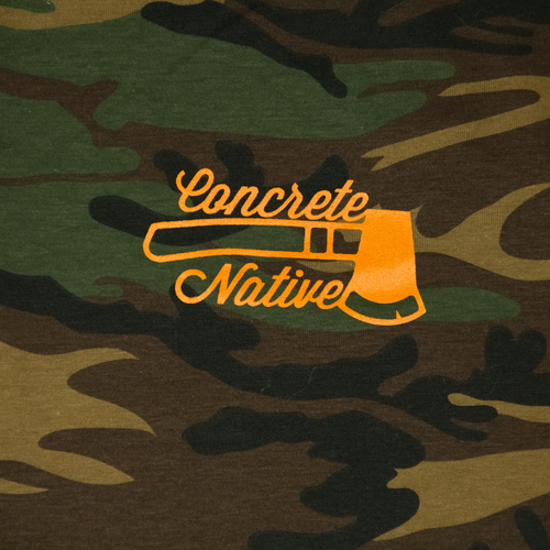 Tees - Concrete Native Wattershed Tee