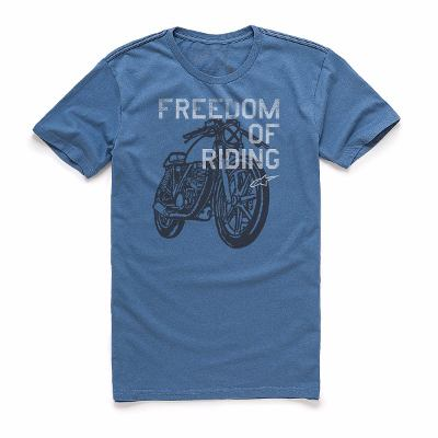 Indumentaria - Alpinestars Remera Freedom Off