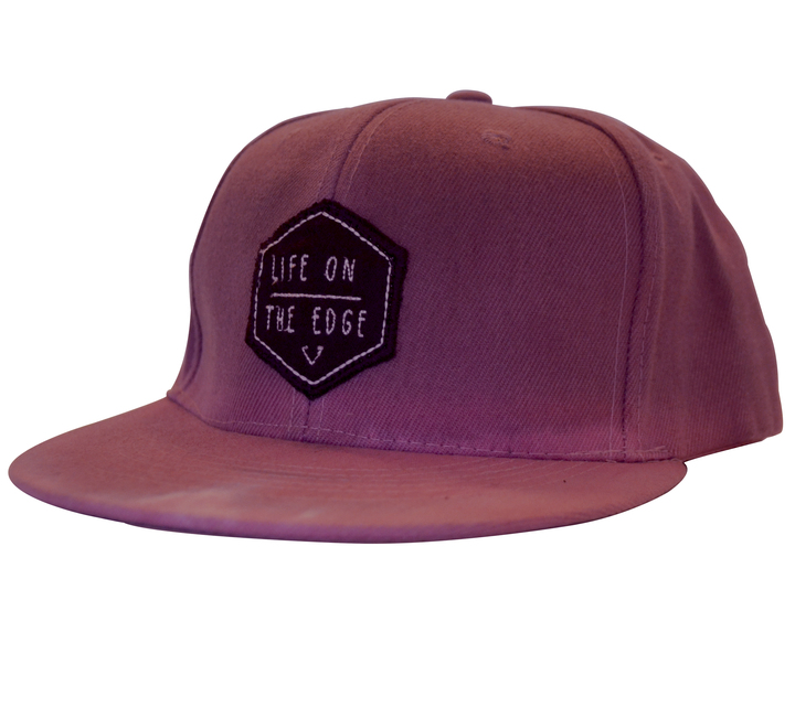 Viseras Planas - Edge Gorra Life On The Edge